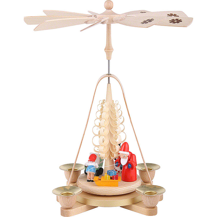 1 - Tier Pyramid  -  The Giving  -  28cm / 11 inch