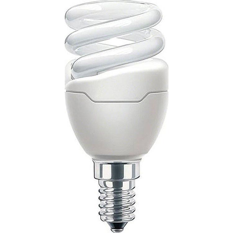 Energiesparlampe E14, 5 Watt, passend für Innenstern 29 - 00 - I4 bis 29 - 00 - I8