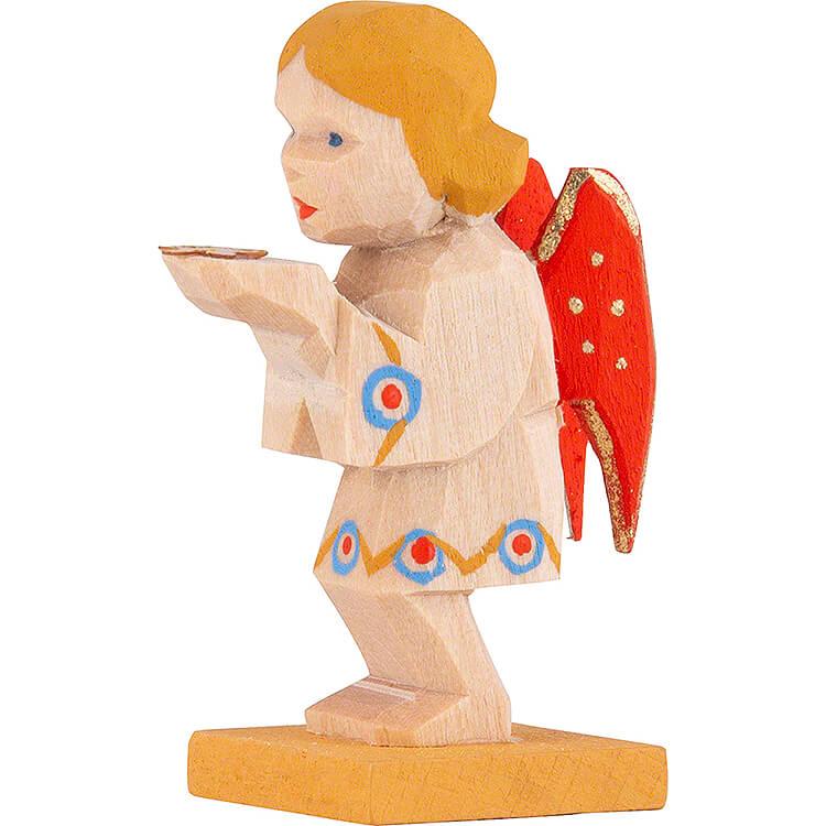 Engel mit Stern  -  4cm