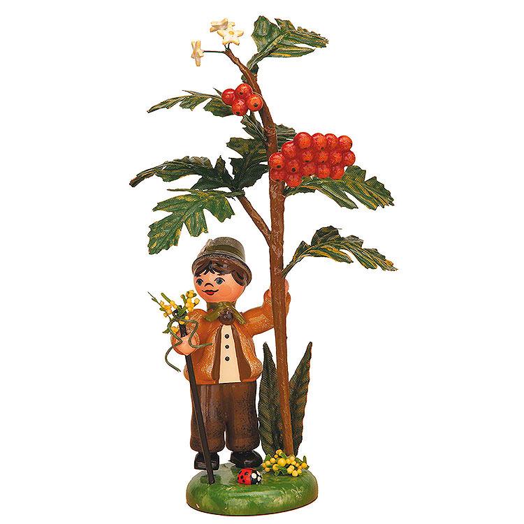 Herbstkind  -  Vogelbeere  -  13cm