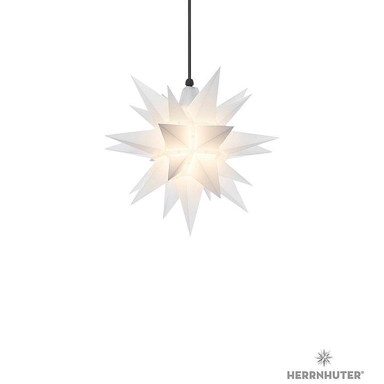 Herrnhuter Stern A4 opal Kunststoff  -  40cm