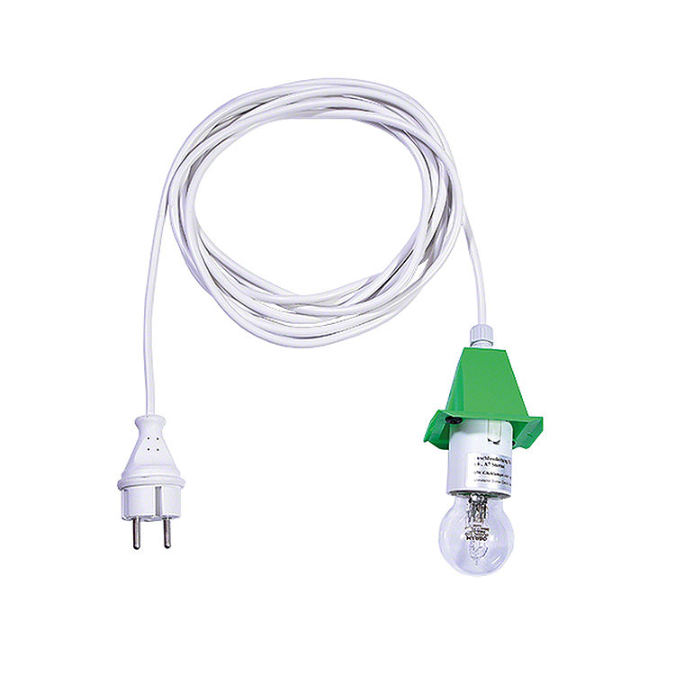 Inside Cable for Star 29 - 00 - A4 and 29 - 00 - A7, 5m White, Cover Green