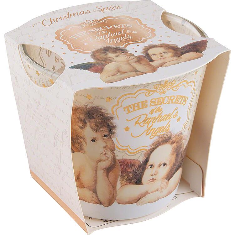 JEKA - Duftkerze  -  Secrets of Raphaels  -  Christmas Spice  -  8,1cm