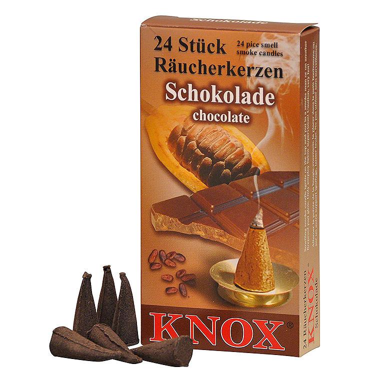 Knox Incense Cones  -  Chocolate