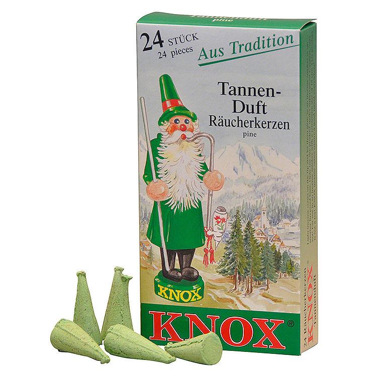 Knox Incense Cones  -  Pine Tree
