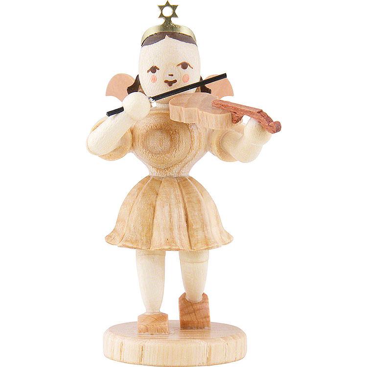 Kurzrockengel Violine, natur  -  6,6cm