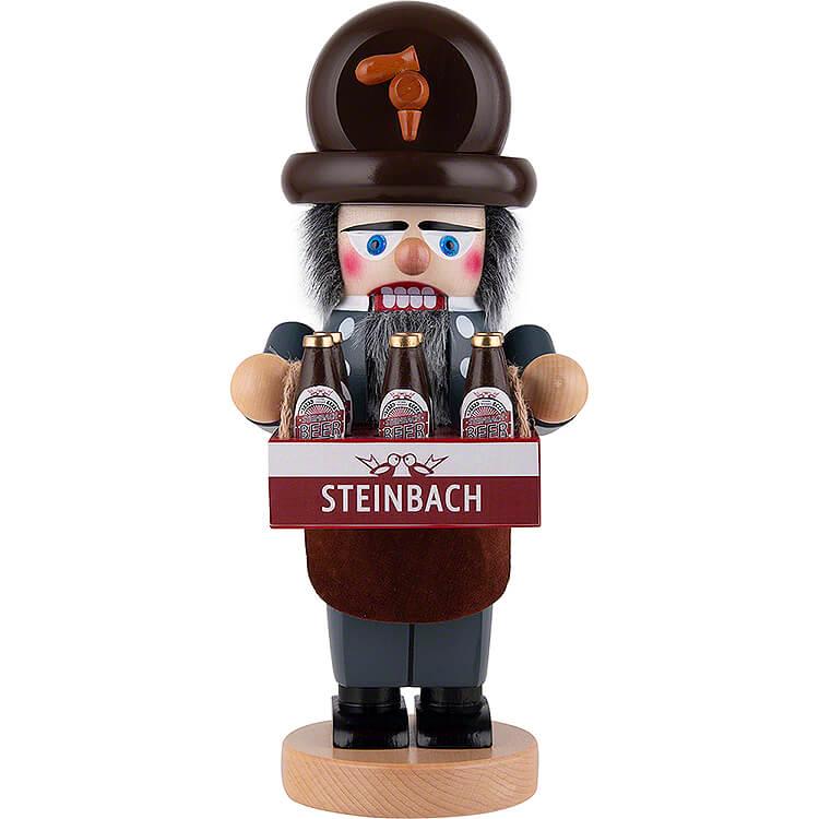 Nussknacker Chubby Steinbach Bierbrauer  -  30cm