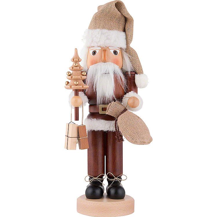 Nutcracker  -  Santa Claus Natural  -  40,5cm / 16 inch
