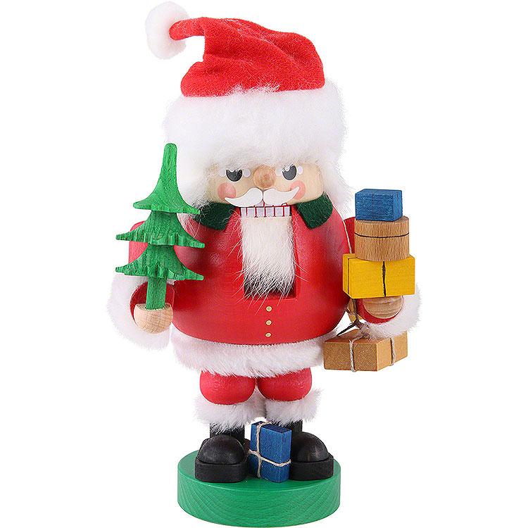 Nutcracker  -  Santa with Presents  -  19cm / 7 inch