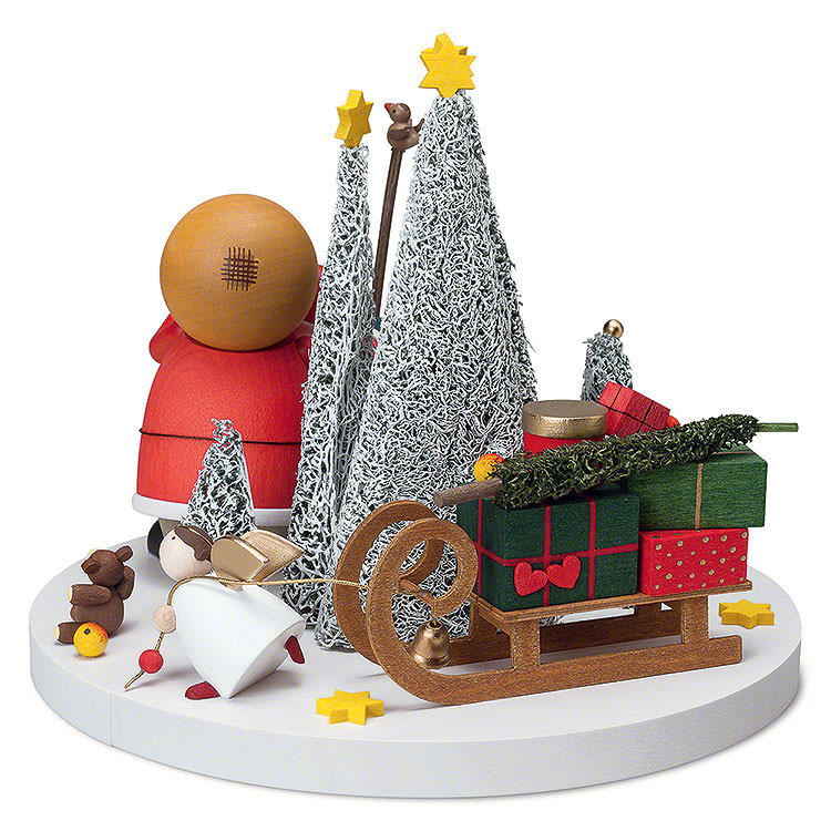 Platform for Pyramid LUMA  -  Christmas  -  12,5cm / 4.9 inch