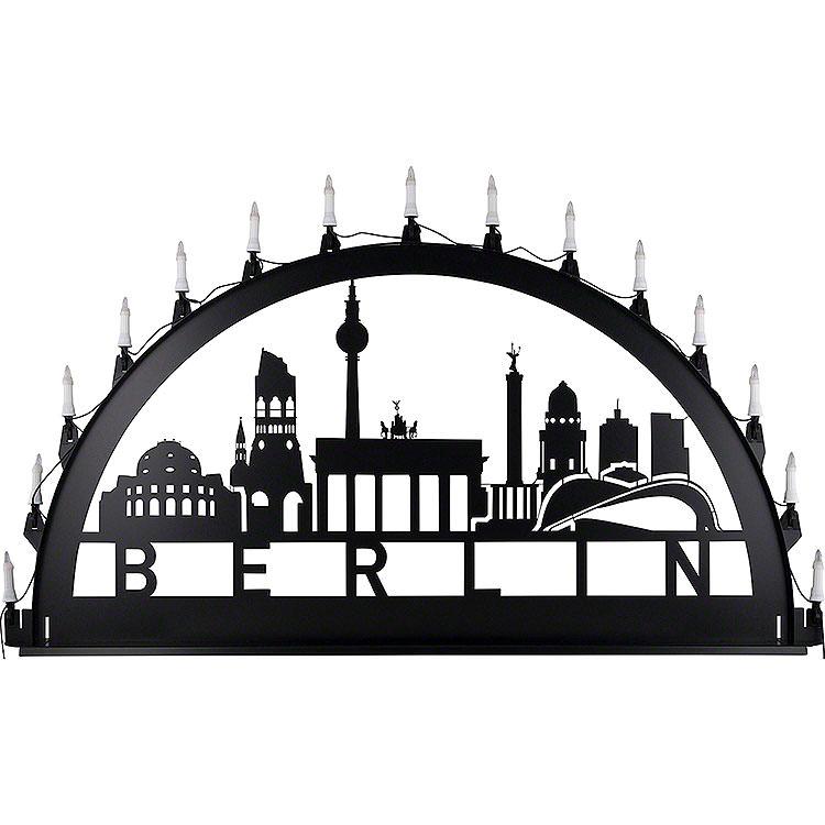 Schwibbogen für Außen Berlin  -  100 - 300cm