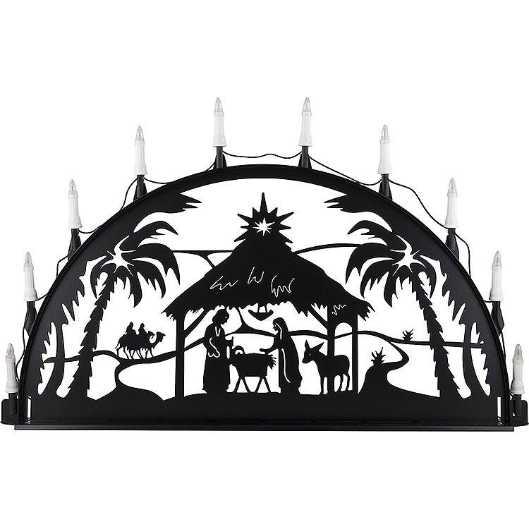 Schwibbogen für Außen Christi Geburt  -  100 - 300cm