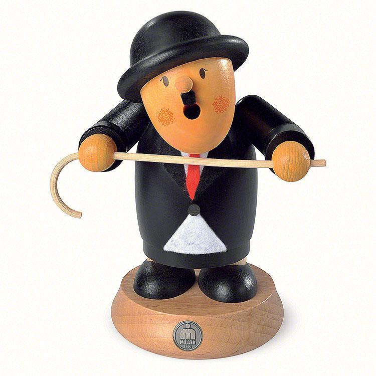 Smoker  -  Charlie Chaplin  -  16cm / 6 inch