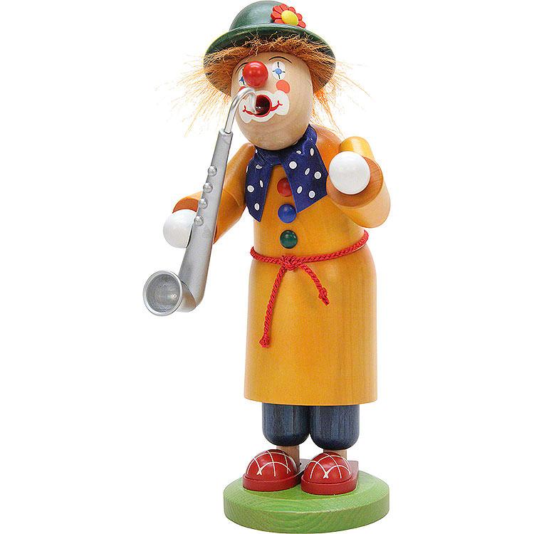 Smoker  -  Clown  -  27,5cm / 10.8 inch
