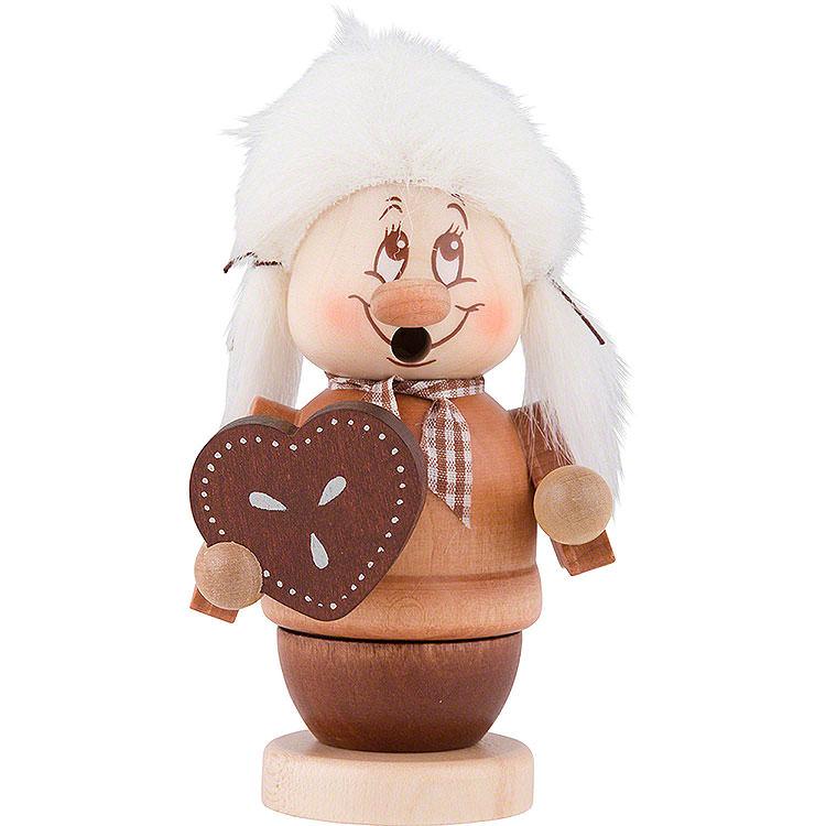 Smoker  -  Mini Gnome Gretel  -  12,5cm / 4.9 inch