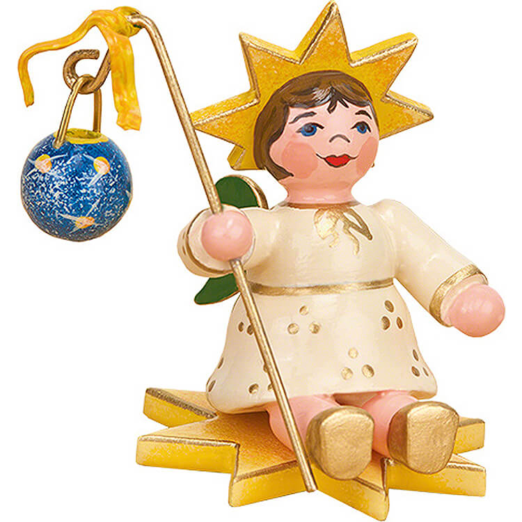 Star Child Lampion Party  -  5cm / 2 inch