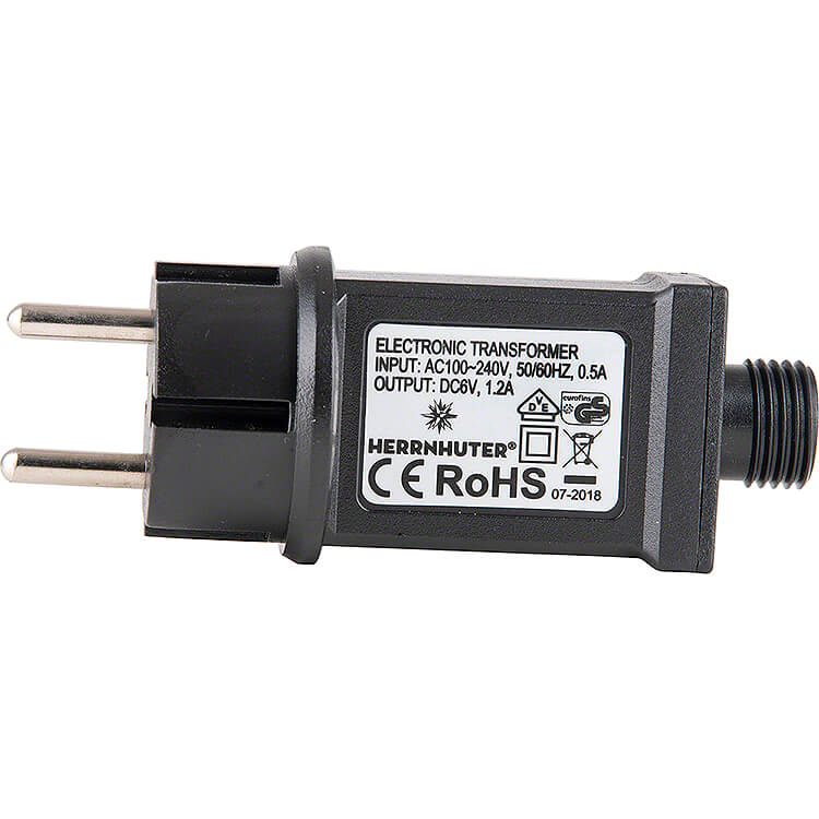 Trafo 6V für Lichterkette A1s LED