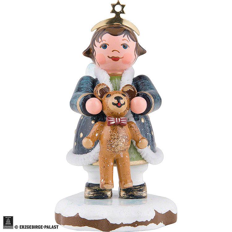 """Winter Children Heaven's Child """"Favorite Teddy""""  -  6cm / 2.4 inch"""
