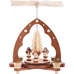 1 - Tier Pyramid  -  Angel Musicians  -  28cm / 11 inch