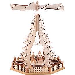 1 - Tier Pyramid  -  Ruprecht  -  30cm / 11.8 inch