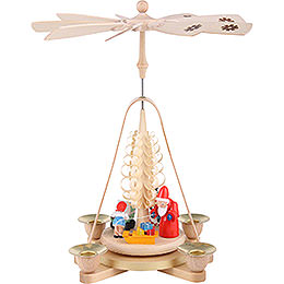 1 - Tier Pyramid  -  The Giving  -  25cm / 9.8 inch