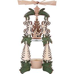 1 - stöckige Pyramide Engel Christi Geburt  -  26,5cm