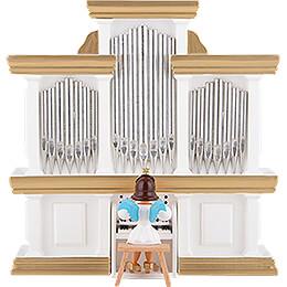 Angel Short Skirt Colored, Organ  -  15,5cm / 6 inch