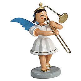 Angel Short Skirt Colored, Slide Trombone  -  6,6cm / 2.5 inch