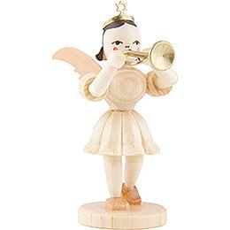 Angel Short Skirt Natural, Trumpet  -  6,6cm / 2.5 inch