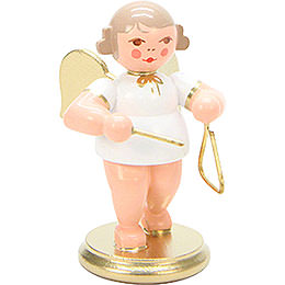 Angel White/Gold with Triangle  -  6,0cm / 2 inch