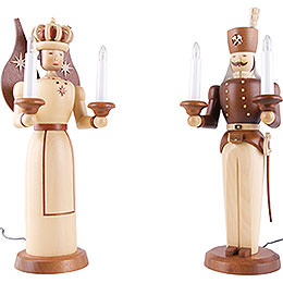 Angel and Miner  -  Electrical  -  40cm / 16 inch