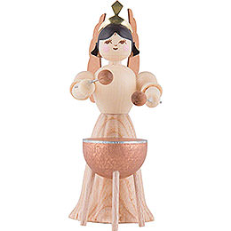 Angel with Kettledrum  -  7cm / 2.8 inch