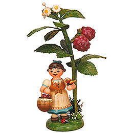 Autumn Child Raspberry  -  13cm / 5 inch