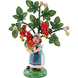 Autumn Kids Figure of the Year 2016 Red Currant  -  13cm / 5.1 inch