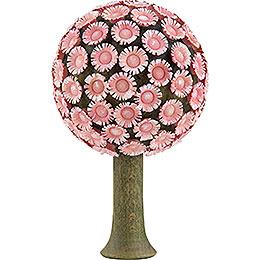 Blütenbaum rosé  -  8,5x5cm