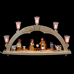 Candle Arch  -  The Birth  -  Electrical  -  48cm / 19 inch