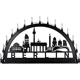 Candle Arch for Outside  -  Berlin  -  100 - 300cm / 40 - 120 inch