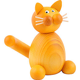 Cat Emmi Sitting  -  7cm / 2.8 inch