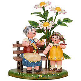 Country Idyll My Grandma  -  10cm / 3.9 inch