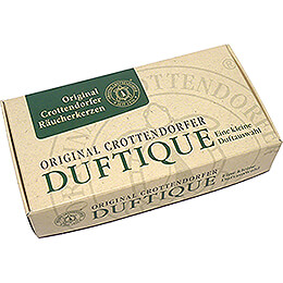 Crottendorfer Incense Cones  -  Duftique Mix  -  Christmas and Santali Fragrances