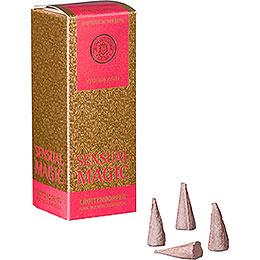 Crottendorfer Incense Cones  -  Sensual Magic  -  Woodland