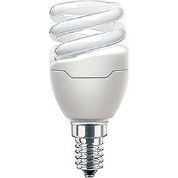 Energy Saving Light Bulb for Indoor Stars 29 - 00 - I4 Bis 29 - 00 - I8, E14, 5W