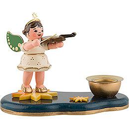 Engel  -  Geige  -  Licht  -  6,5cm