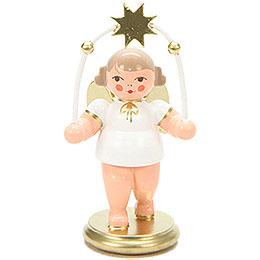 Engel mit Sternenbogen  -  8,5cm