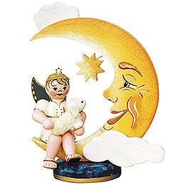 Engelbub - Mond mit Schäfchen  -  10cm