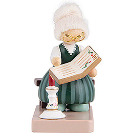 Flachshaarkinder Großmutters Märchenstunde  -  5cm