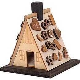Handicraft Set  -  Smoking Hut  -  12cm / 4.7 inch