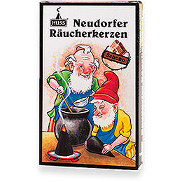 Huss Neudorf Incense Cones Chocolate