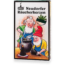 Huss Neudorfer Räucherkerzen  -  Tanne