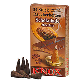 Knox Incense Cones  -  Chocolate